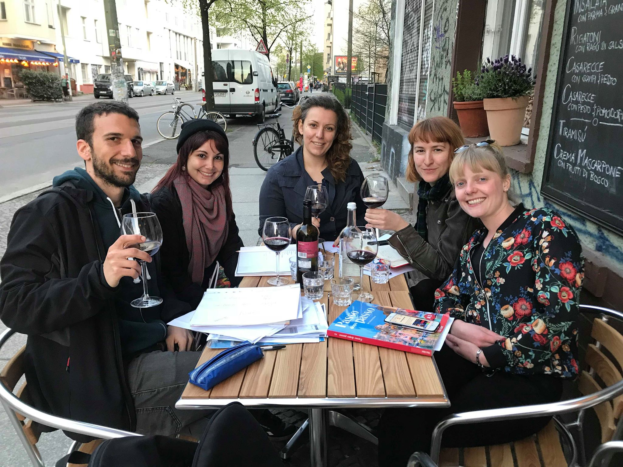 Italian classes in Berlin